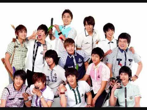 Sorry Sorry - Super Junior mp3.Flv