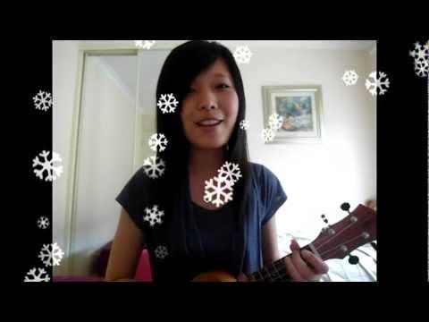 Justin Bieber Mistletoe Ukulele Cover Youtube