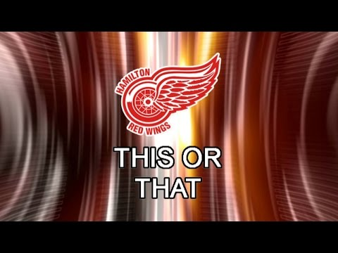 Hamilton Red Wings This or That - Tim Hortons or Starbucks