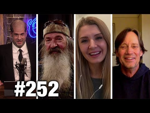 252 DNC TRUMPRUSSIA DOSSIER BACKFIRES BIGLY! Lauren Southern, Phil Robertson & Kevin Sorbo  LwC