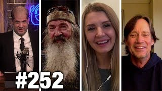 #252 DNC TRUMP/RUSSIA DOSSIER BACKFIRES BIGLY! Lauren Southern, Phil Robertson & Kevin Sorbo | LwC