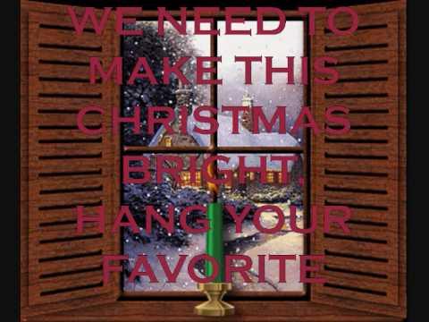 A Wish On Christmas Night  With Lyrics.wmv