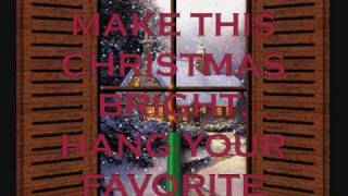 A Wish On Christmas Night  With Lyrics.wmv