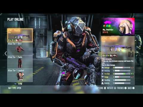 Call of Duty®: Advanced Warfare Asm1 ROYALTY REACCION