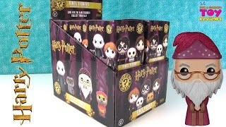 Harry Potter Funko Mystery Minis Movie Vinyl Figures Unboxing | PSToyReviews