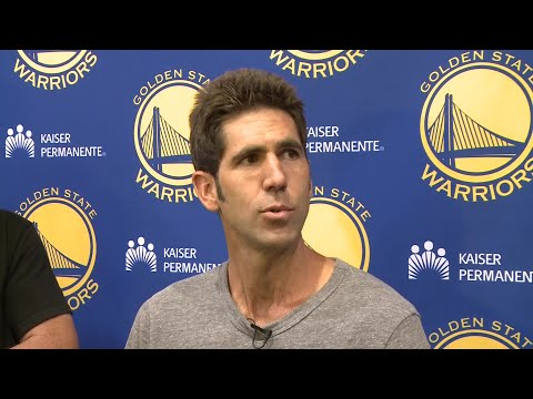 "Warriors GM Bob Myers: ""We Would Have Been a Worse Team"""