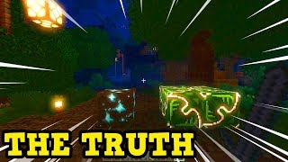 The TRUTH About Minecraft: Super Duper Graphics (MCPE)