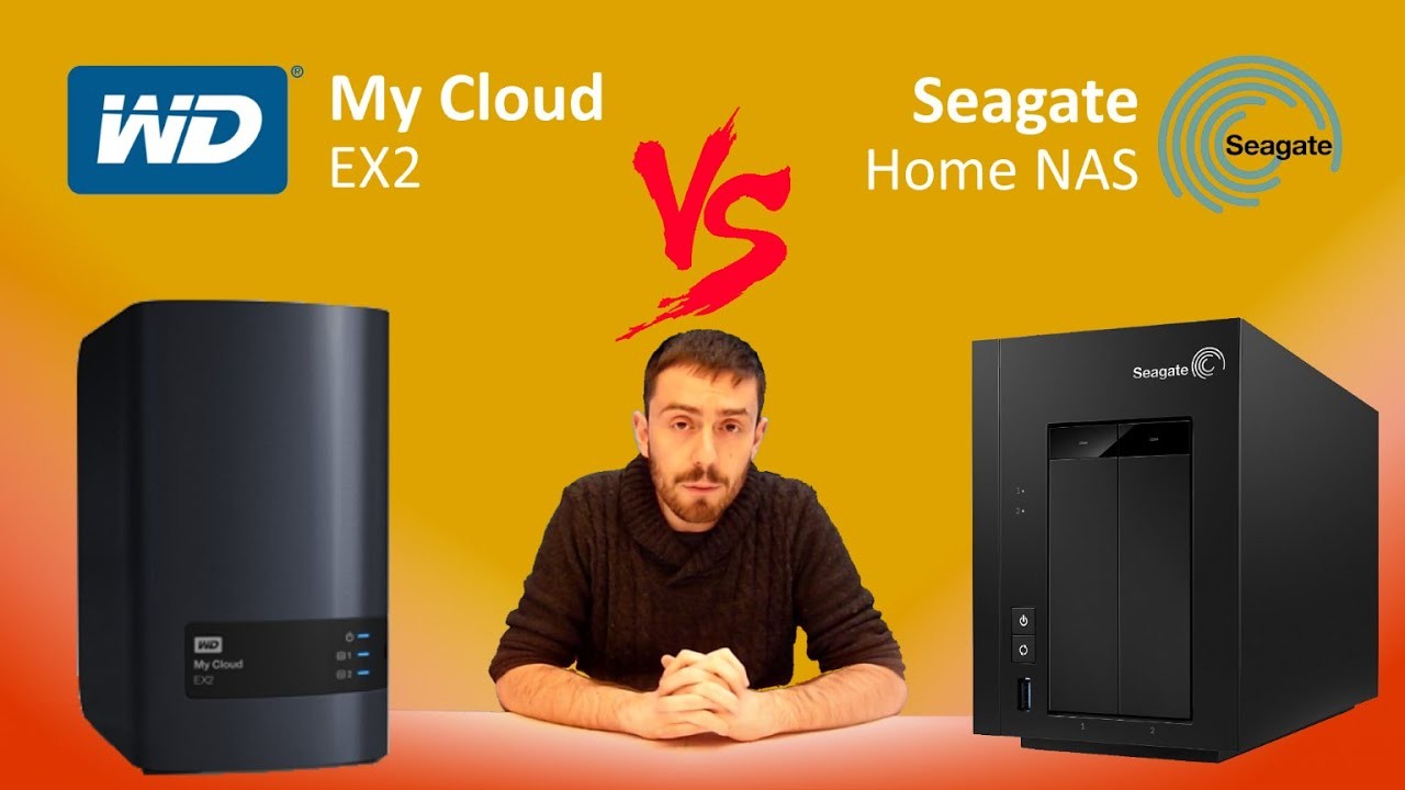 Wd Mycloud Ex2 Vs Seagate Home Nas Which One Deserves Your Data Youtube
