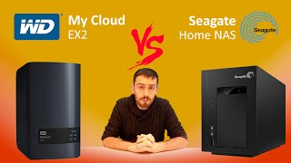 WD MyCloud EX2 vs Seagate Home NAS - Which one deserves your data?