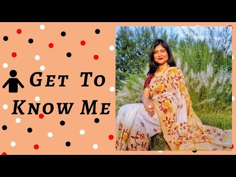 ❤︎ GET TO KNOW ME TAG ❤︎ | Mostly Vlogs thumbnail