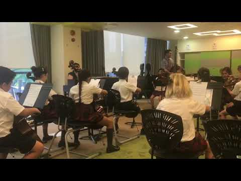 Dulwich college SG year 3L music