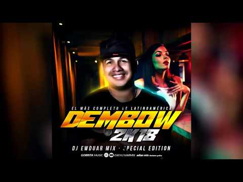 DEMBOW  DOMINICANO   2018  Mix    By  Dj...