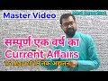 Current Affairs Master Video For UPSC, UPPCS, BPSC, MPPSC, UPSSSC,SSC & ALL EXAMS