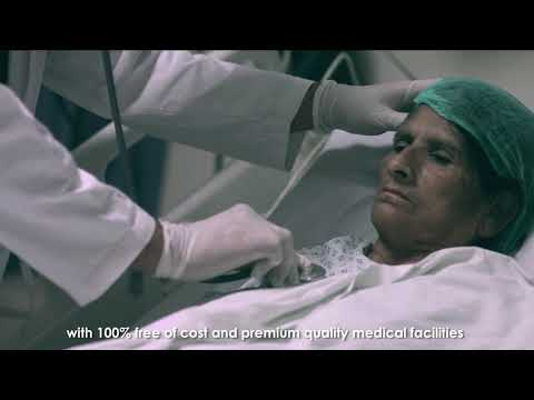 Documentary of Reccep Tayyip Erdogan Hospital, Muzaffargarh 2018