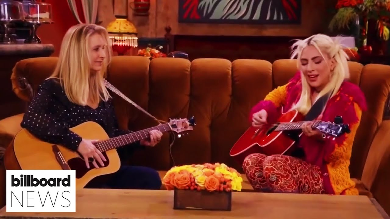 Lady Gaga's 'Smelly Cat' doesn't stink: Lisa Kudrow on 'Friends' duet