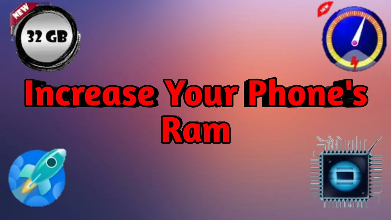 Increase your Slow Android phone's RAM. 😊 - YouTube