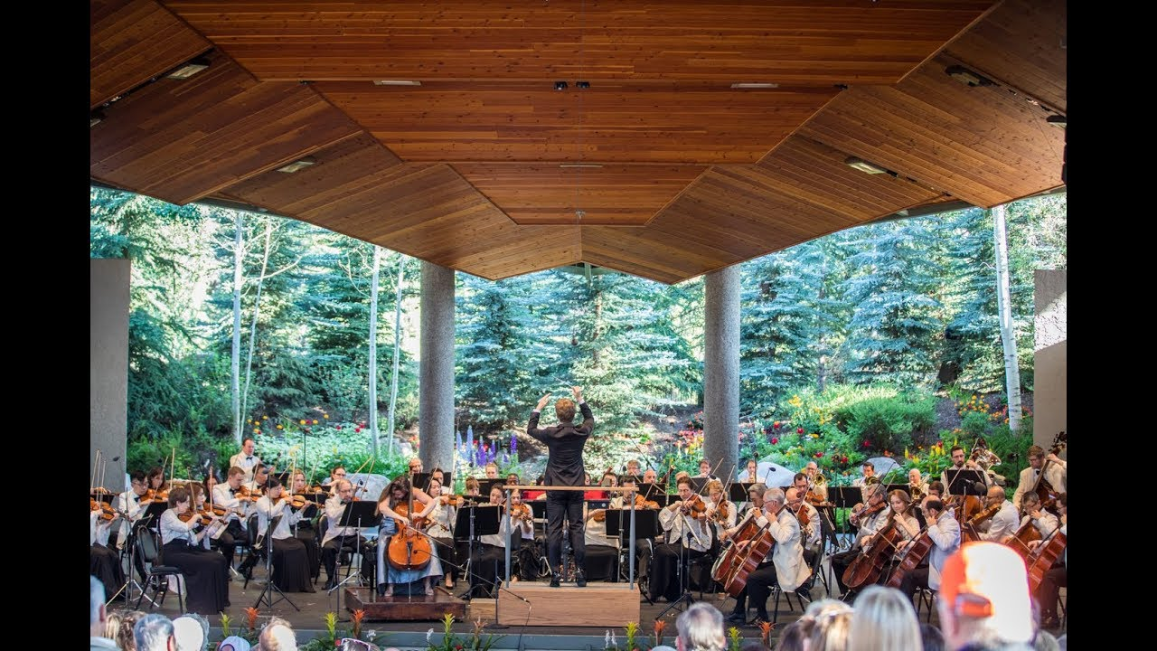 The Weilersteins Join the Philharmonic for Elgar in Vail