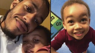 2-Year-Old Couldn't Be Happier to See His Dad Every Day