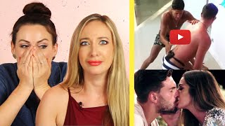 Brits Watch LOVE ISLAND For The First Time