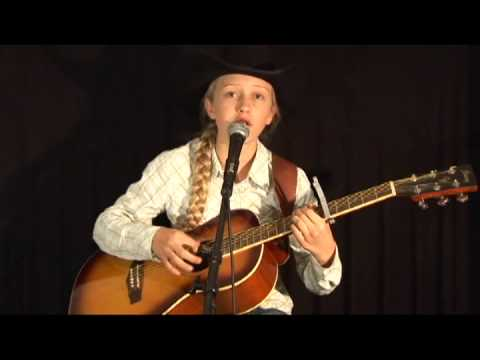 Amaya Rose sings Marty Robbins Big Iron