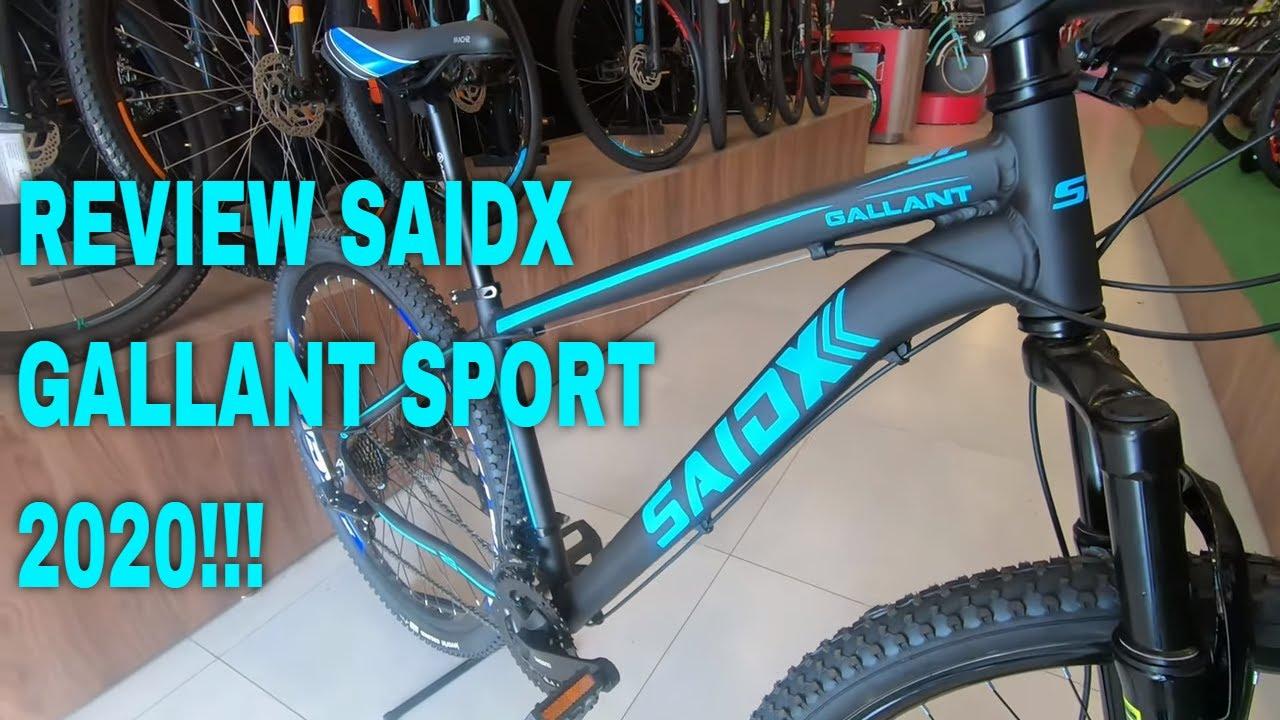 REVIEW SAIDX GALLANT SPORT 2020!!!