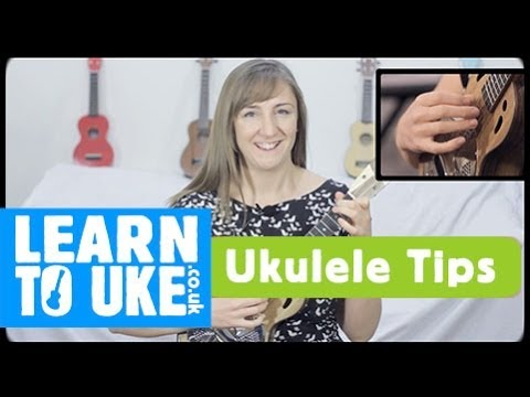 How To Do An Easy Fingerpicking Pattern On The Ukulele Imagine New Ukulele Fingerpicking Patterns