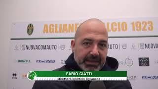 Serie D Aglianese-Viareggio 1-3
