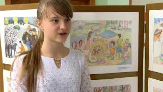 Выставка «Моя картина говорит»