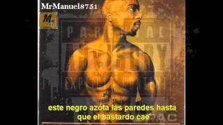 2Pac Ft Lil Mo - Nigga Nature (Subtitulado By MrManuel8751)