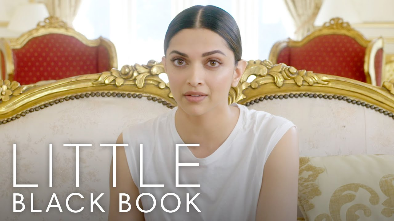 Deepika Padukone Opens Up About Her History with Depression | Little Black Book | Harper's BAZAAR