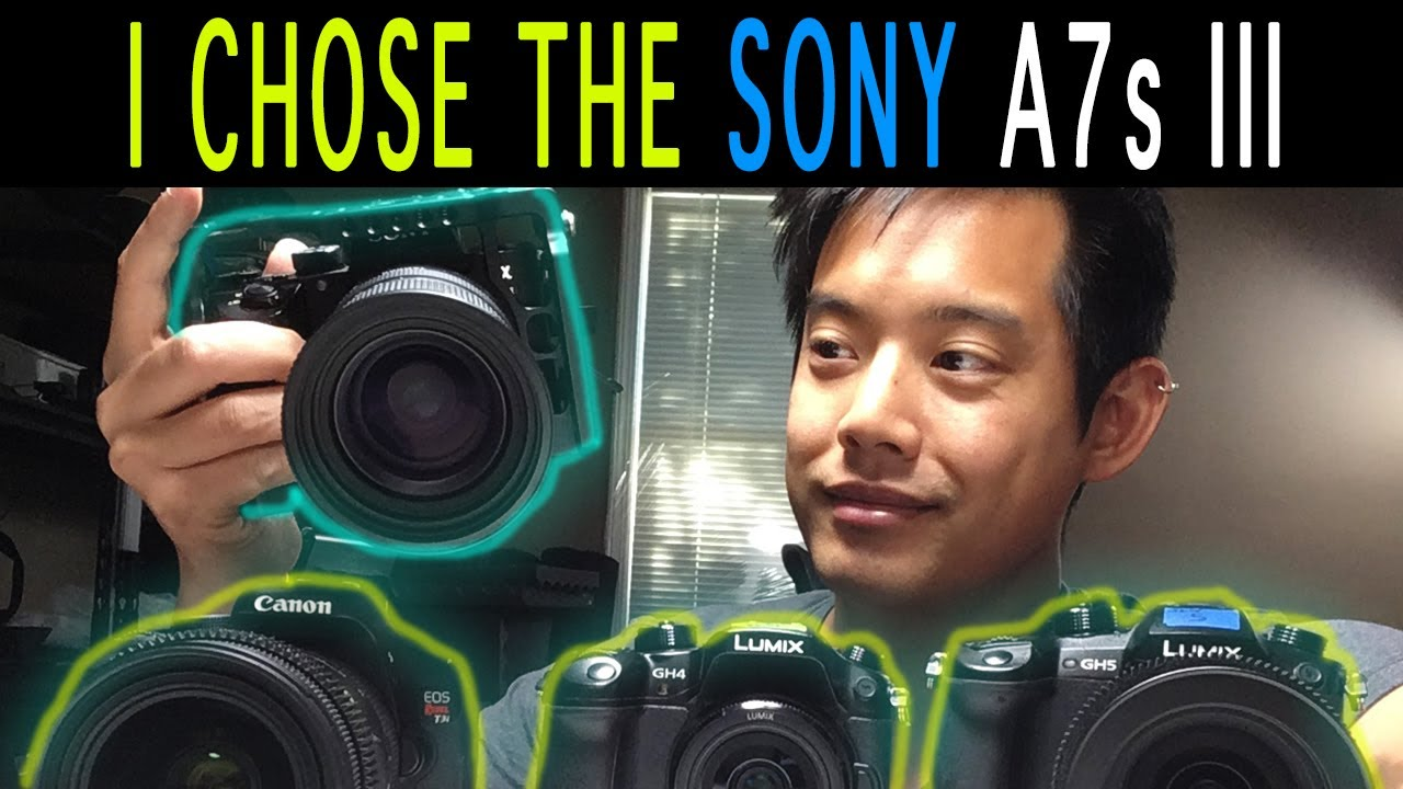 Sony A7S III Announced - The New 4k Workhorse With No Compromise - Why I Chose The Sony A7S III