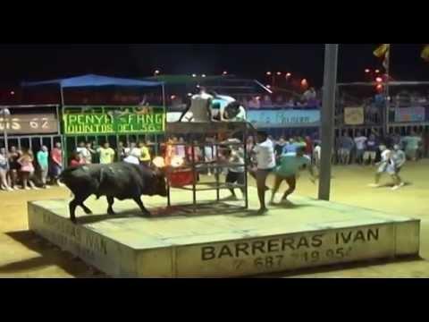 Toros Fiestas Sagunto 2015 Vicente Benavent