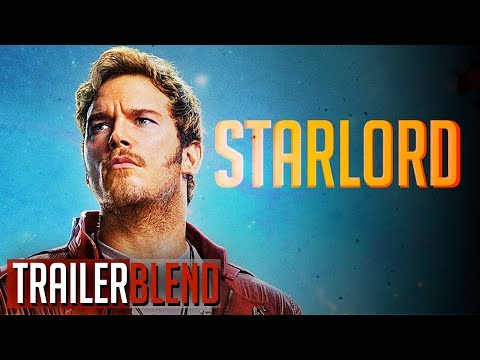 Marvel Cinematic Universe - Star Lord (Tribute)