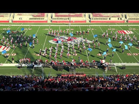 The 2017 Buchanan High School Band & Color Guard - Sierra Cup Classic