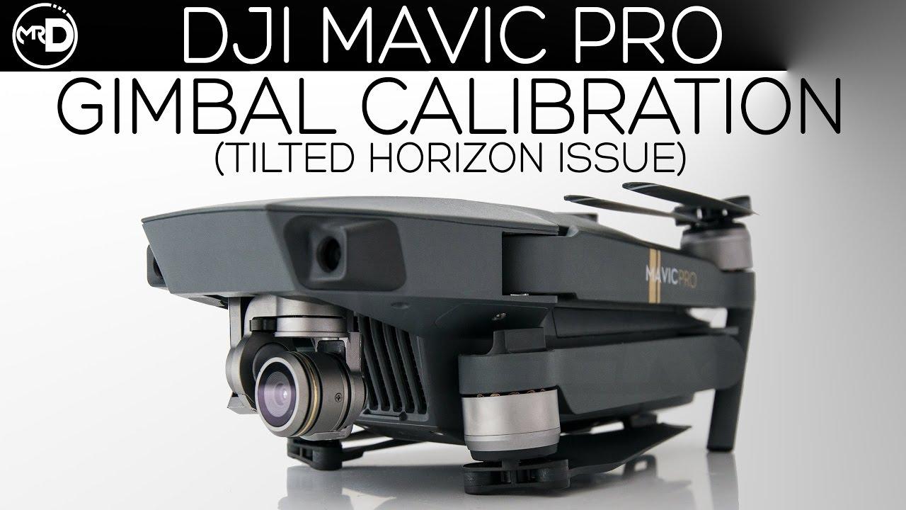 Horizon is tilted | DJI Mavic Drone Forum