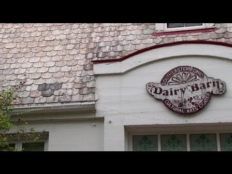 Experience Athens County: The Dairy Barn