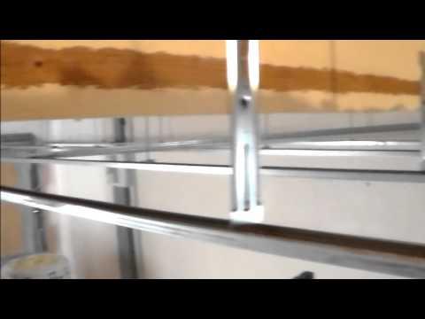 Isolation des murs par l 39 int rieur doovi - Comment isoler un plafond par l interieur ...