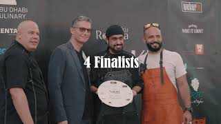 Smoke & Flames - Grand Final - UAE's Best Amateur BBQ Master