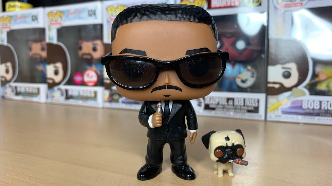 POP /& Buddy Funko Agent K /& Neeble Brand New In Box Men In Black