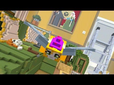 Minecraft - Can you beat my time? - Glide Mini-game - Shrunk