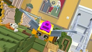 Minecraft - Can you beat my time? - Glide Mini-game - Shrunk