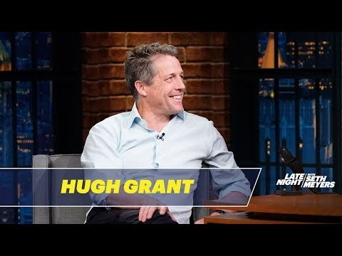 Hugh Grant Tells the Absurd True Story Behind A Very English Scandal