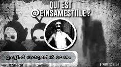 Le compte qui EFFRAIE TWITTER - Qui est @einsamestiIle - Findings N°54