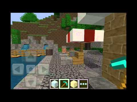 Minecraft pe keralis modern house 2 youtube for Modern house design minecraft pe