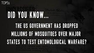 Mind Control, Brainwashing & Entomological Warfare... 5 Most Insane US Government Operations...