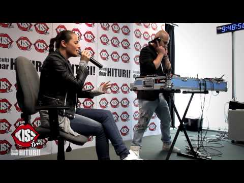 DJ Sava & Raluka - Aroma [live @ Kiss FM]