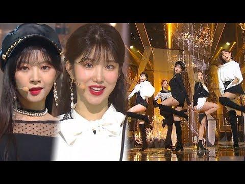 LABOUM(라붐) - Turn It On(불을 켜) @인기가요 Inkigayo 20181209