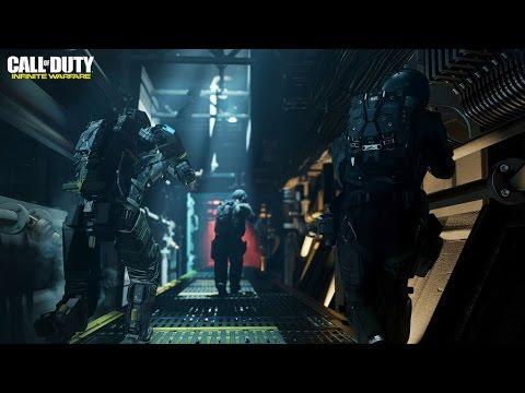 Call of Duty Infinite Warfare 4K PS4 Pro India Hindi