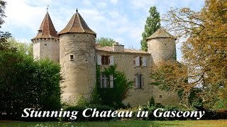 F1 101 - Listed ISMH Château in the Gers