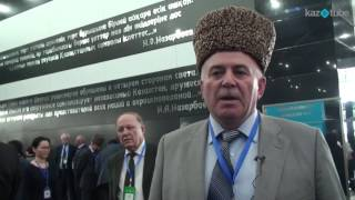 Интервью с Председателем чечено ингушского общества Акмолинской области Яндиевым Гериханом